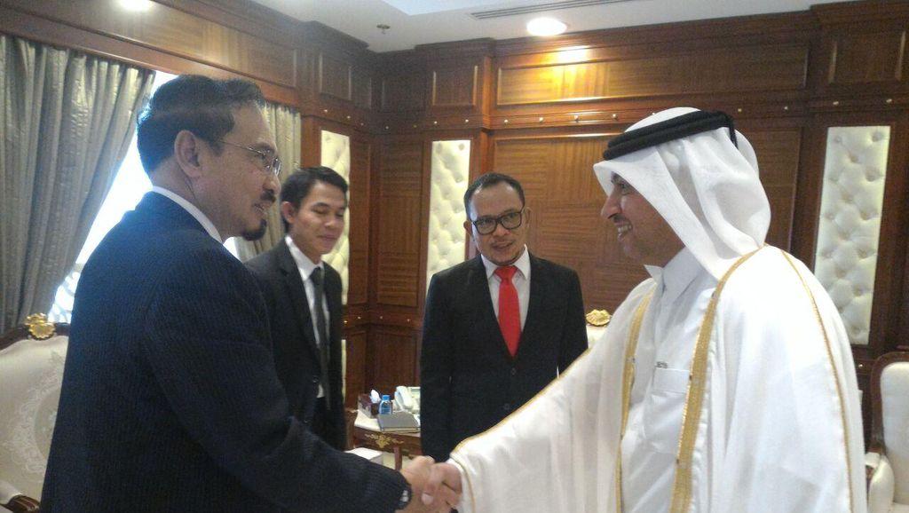 Bertemu Menaker Hanif, Qatar Sepakat Tambah Kuota TKI Hingga 24 Ribu