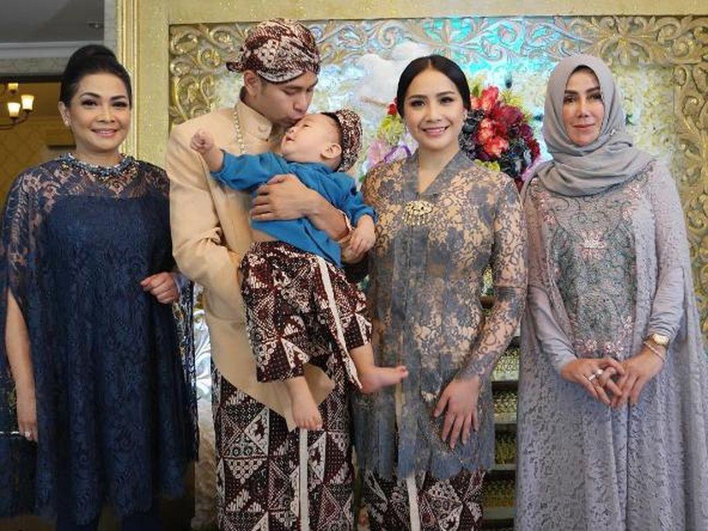 Pertama Kali Jadi Host Acara TV, Amy Qanita Dikritik Raffi Ahmad