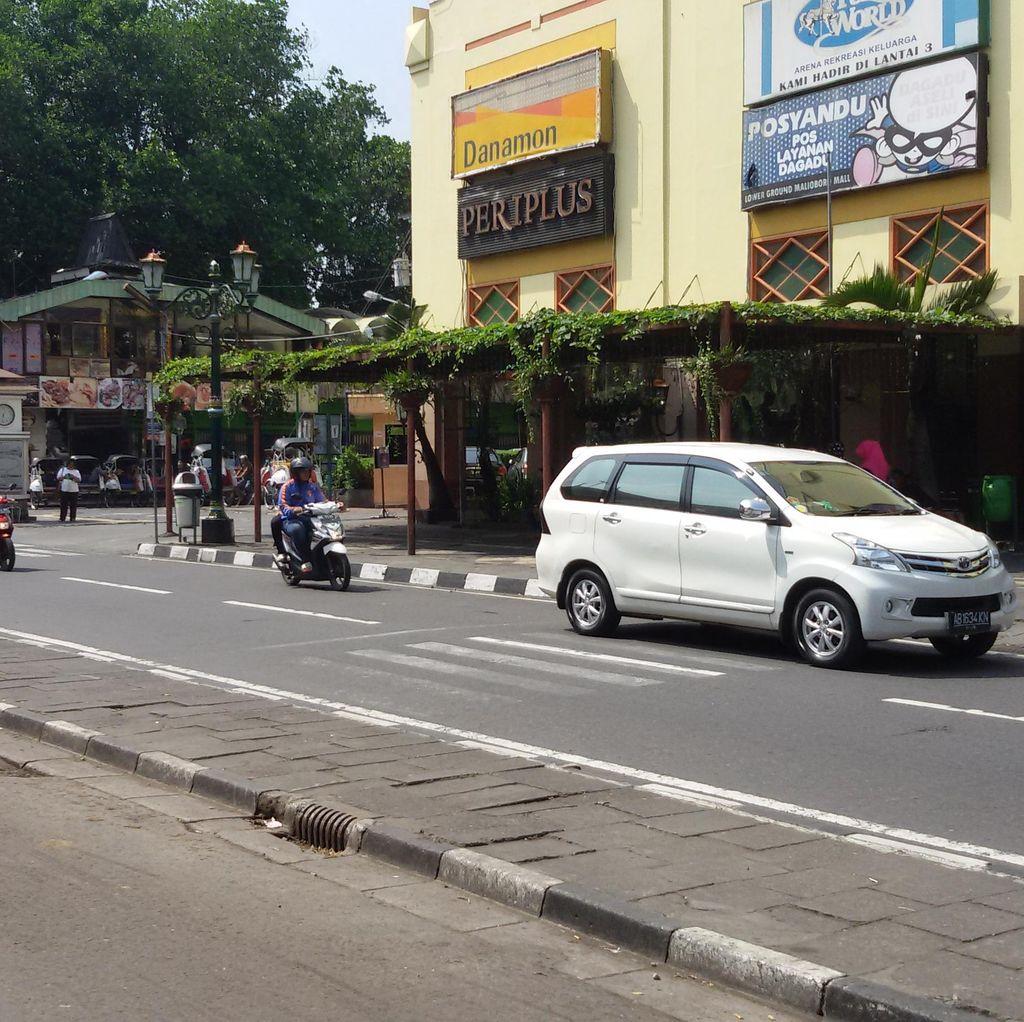 Tawuran Kelompok Pecah dan Tewaskan 1 Pria, Polda DIY: Jl Malioboro Aman!