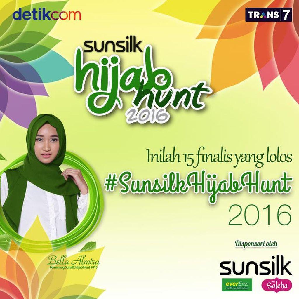 Dikarantina 3 Minggu, Ini yang Dilakukan 15 Finalis Sunsilk Hijab Hunt 2016