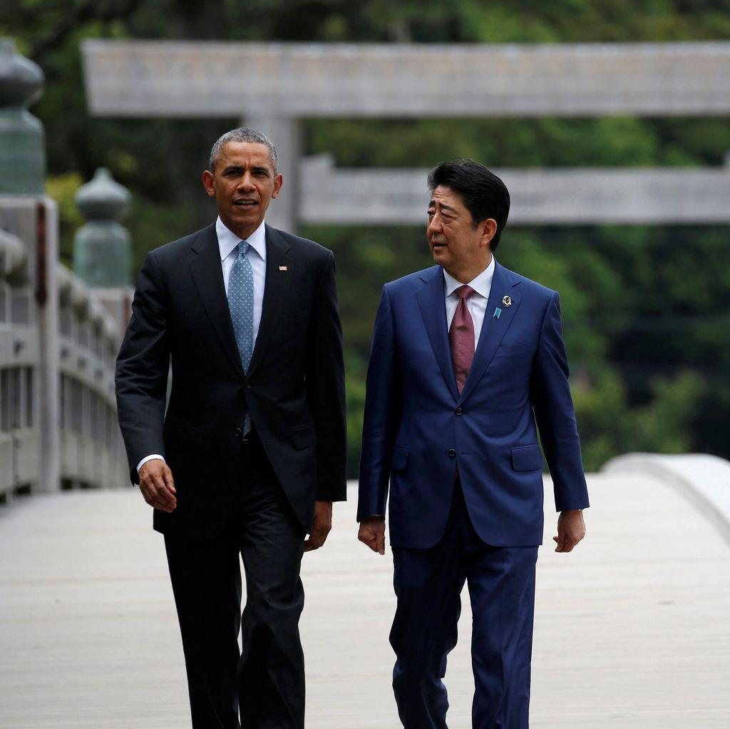 Marak Kejahatan Tentara AS di Okinawa, Obama Sampaikan Penyesalan Mendalam