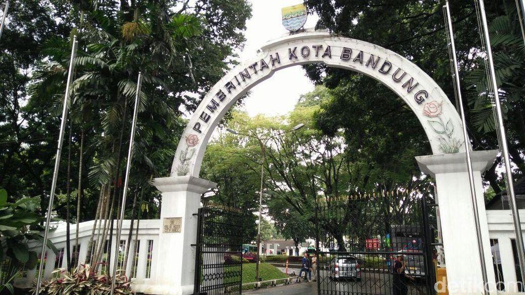 Renovasi Kantor Pemkot Bandung Habiskan Dana hingga Rp 10 M