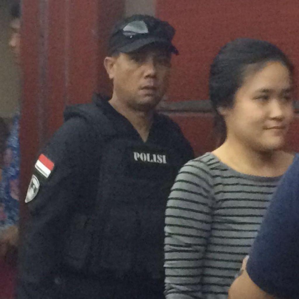 37 Barang Bukti Kasus Jessica Dilimpah ke Jaksa, Termasuk CCTV dan Kopi Vietnam
