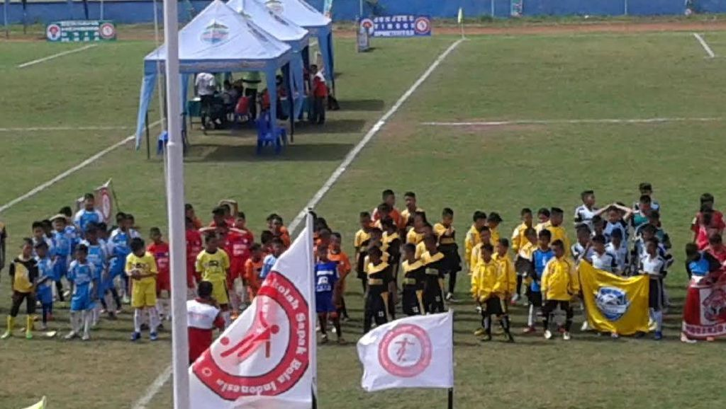 Ada Kejuaraan Sepakbola Usia Muda di Kota Batu
