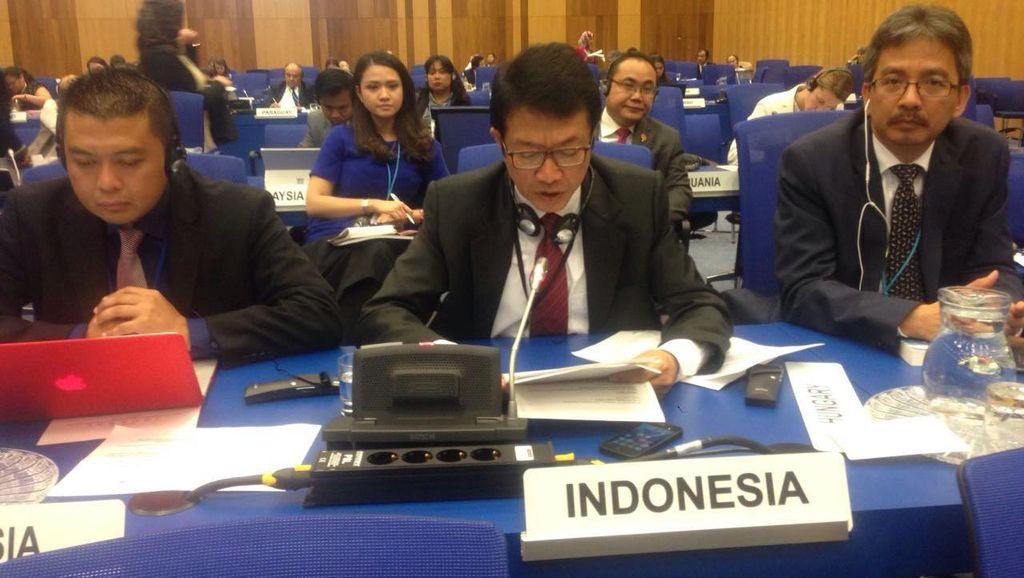 RI Kembali Minta Dunia Internasional Lebih Serius Perhatikan Kejahatan Perikanan