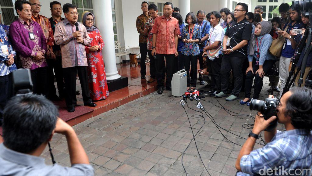 Wapres JK Luncurkan Aplikasi Pencari Ustaz