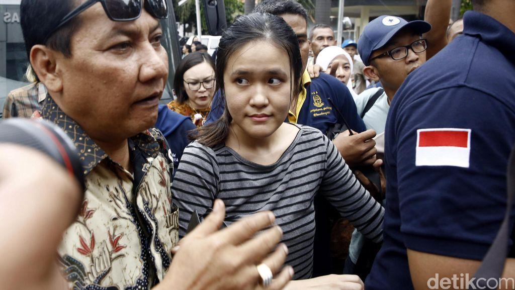 Jessica akan Ditahan di Ruang Tahanan Karantina Rutan Pondok Bambu