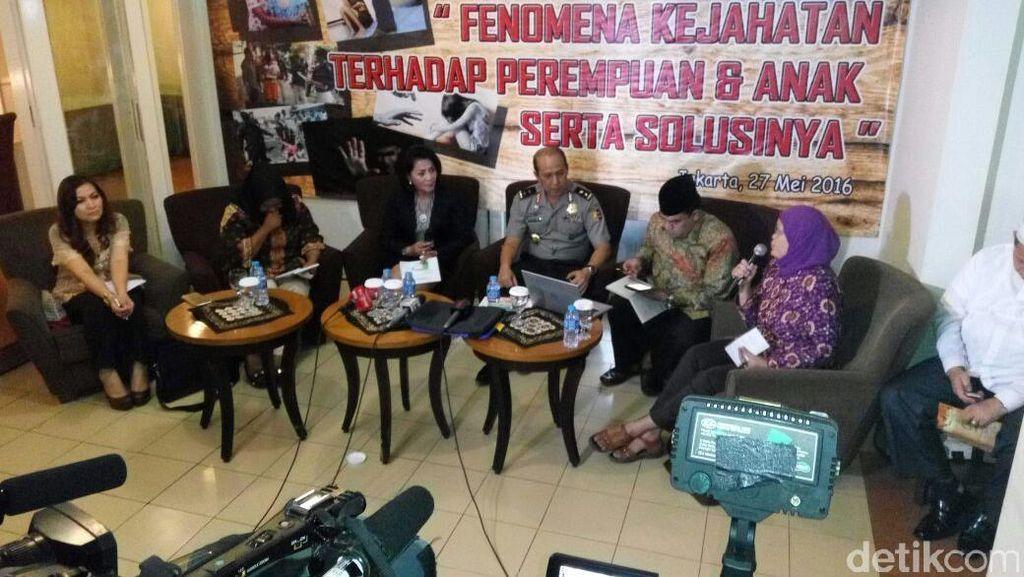Polri: Eksekusi Kebiri Tunggu Sampai Keputusan Inkrah