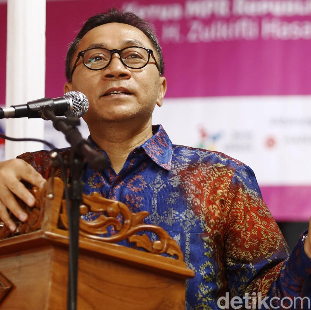 Soal Koalisi Gemuk di Pilgub DKI, Ketum PAN Sudah Bahas dengan Megawati