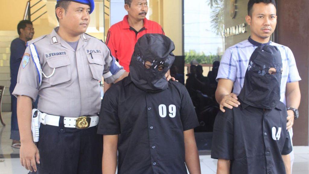 Kerap Curi Motor di Masjid, Pemuda Ini Diringkus Polisi