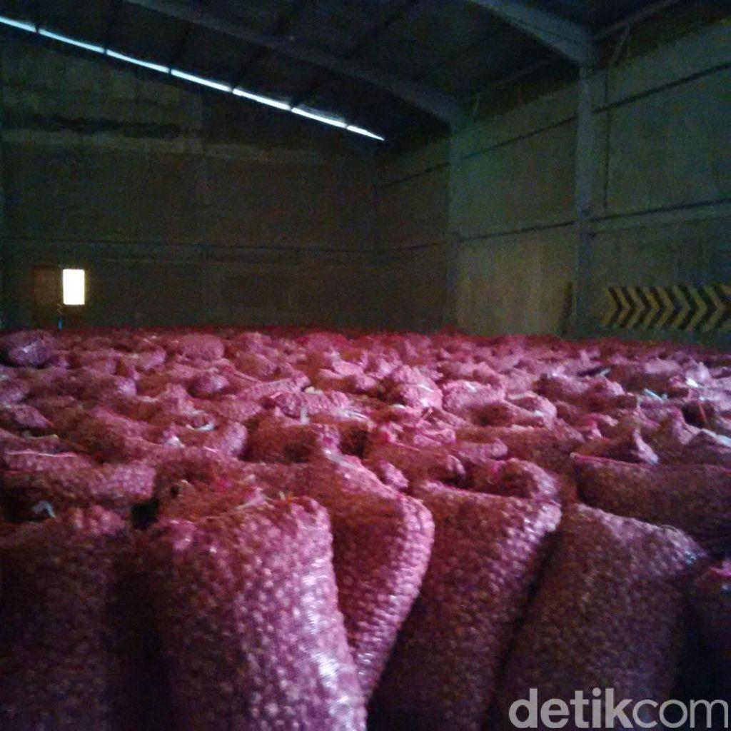 Impor Bawang Jangan Jadi Polemik, Mentan: Hanya 0,025% dari Produksi