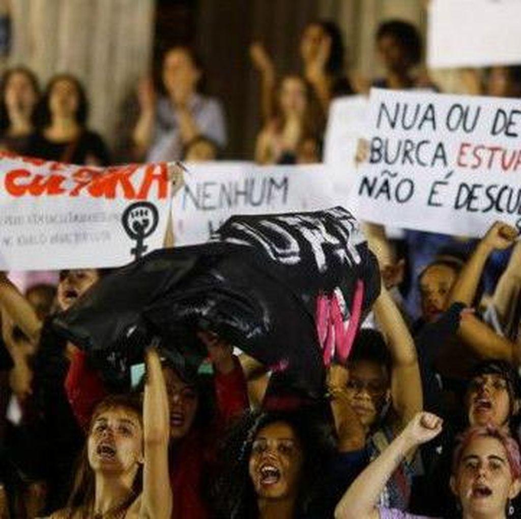 Gadis 16 Tahun Diperkosa Massal di Brasil, Polisi Buru 6 Pelaku