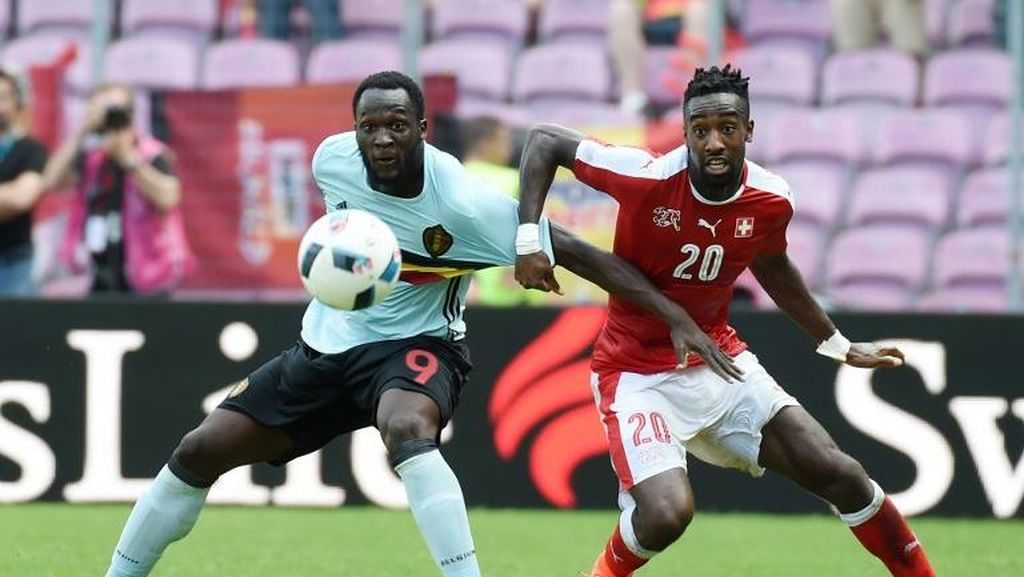 Belgia Kalahkan Swiss 2-1