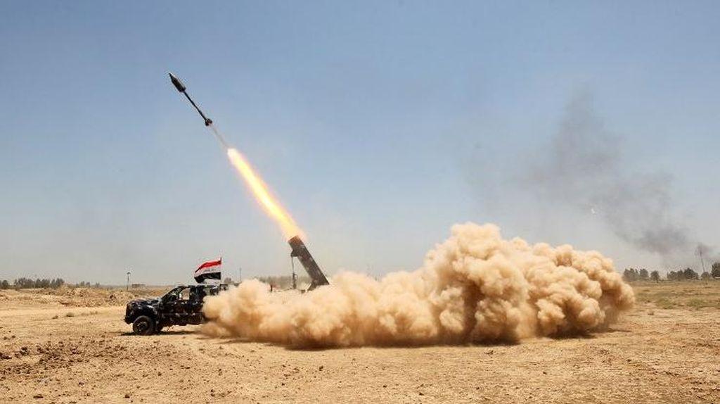 Tentara Irak Vs ISIS Makin Sengit, Ratusan Warga Sipil Kabur dari Fallujah