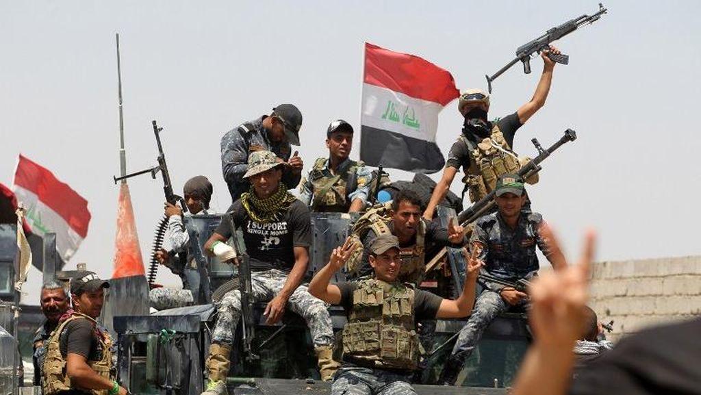 Ratusan Warga Sipil di Fallujah Dijadikan Tameng Manusia oleh ISIS