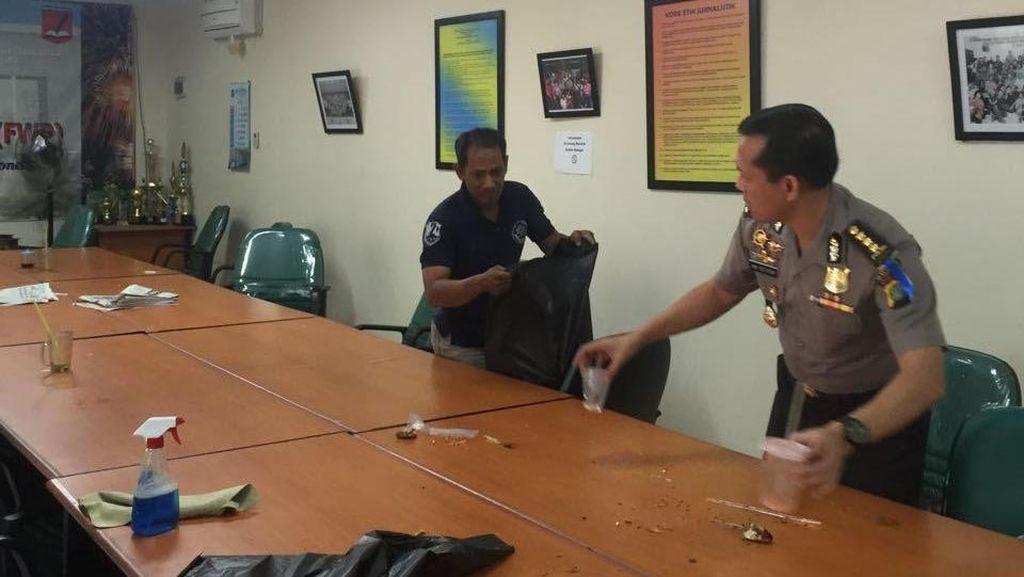 Kisah Kombes Awi Setiyono yang Hobi Bersih-bersih