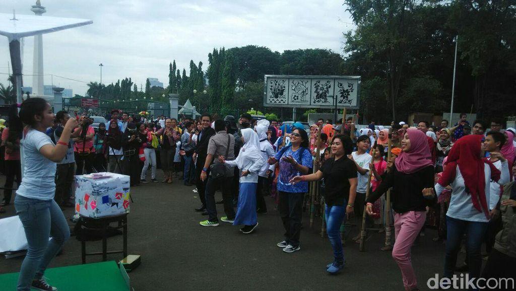 Kampanye Bahaya Rokok, Ratusan Pelajar Surati Presiden Jokowi