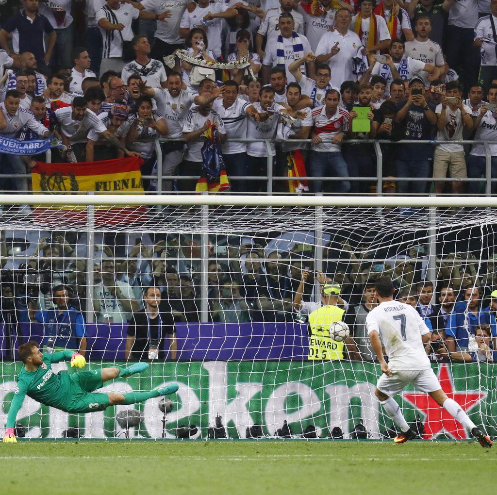 Ronaldo Sudah Yakin Akan Cetak Gol Kemenangan