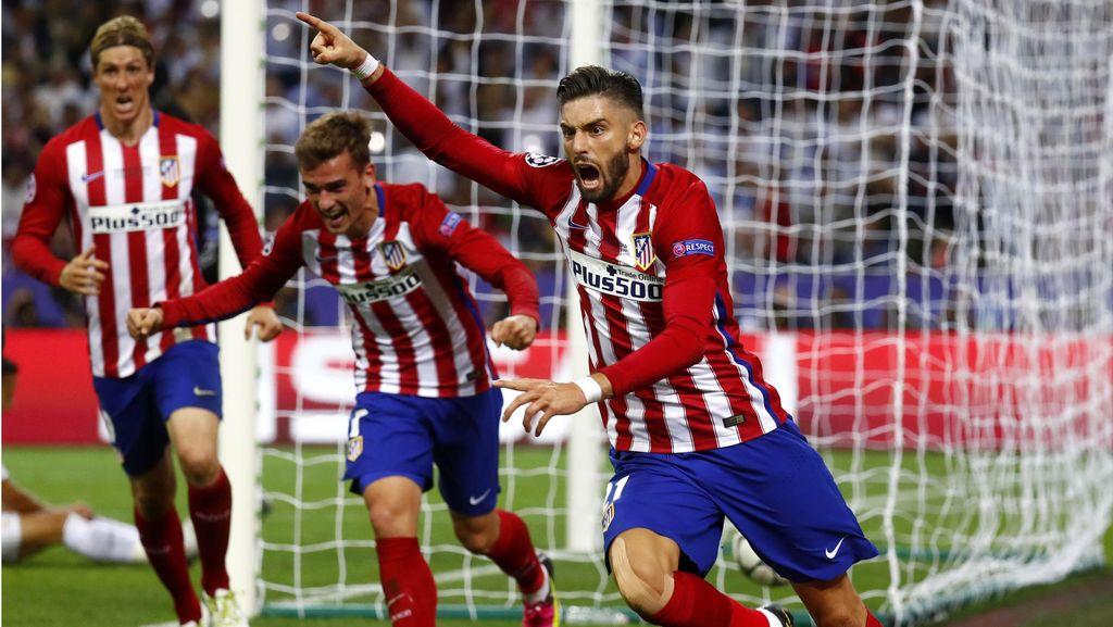 Efektivitas Skuat Atletico Madrid Masih Harus Disempurnakan