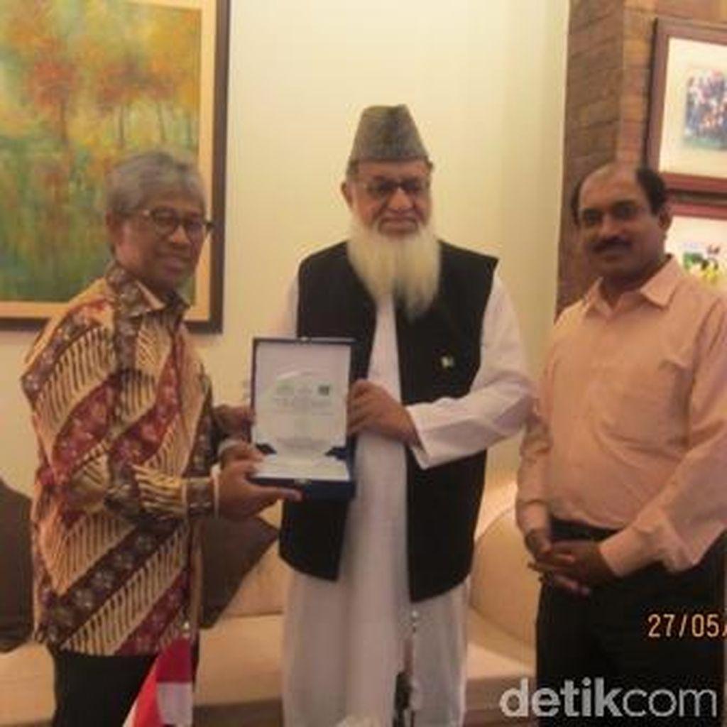 Indonesia-Pakistan Mempererat Kerjasama di Sektor Industri Halal