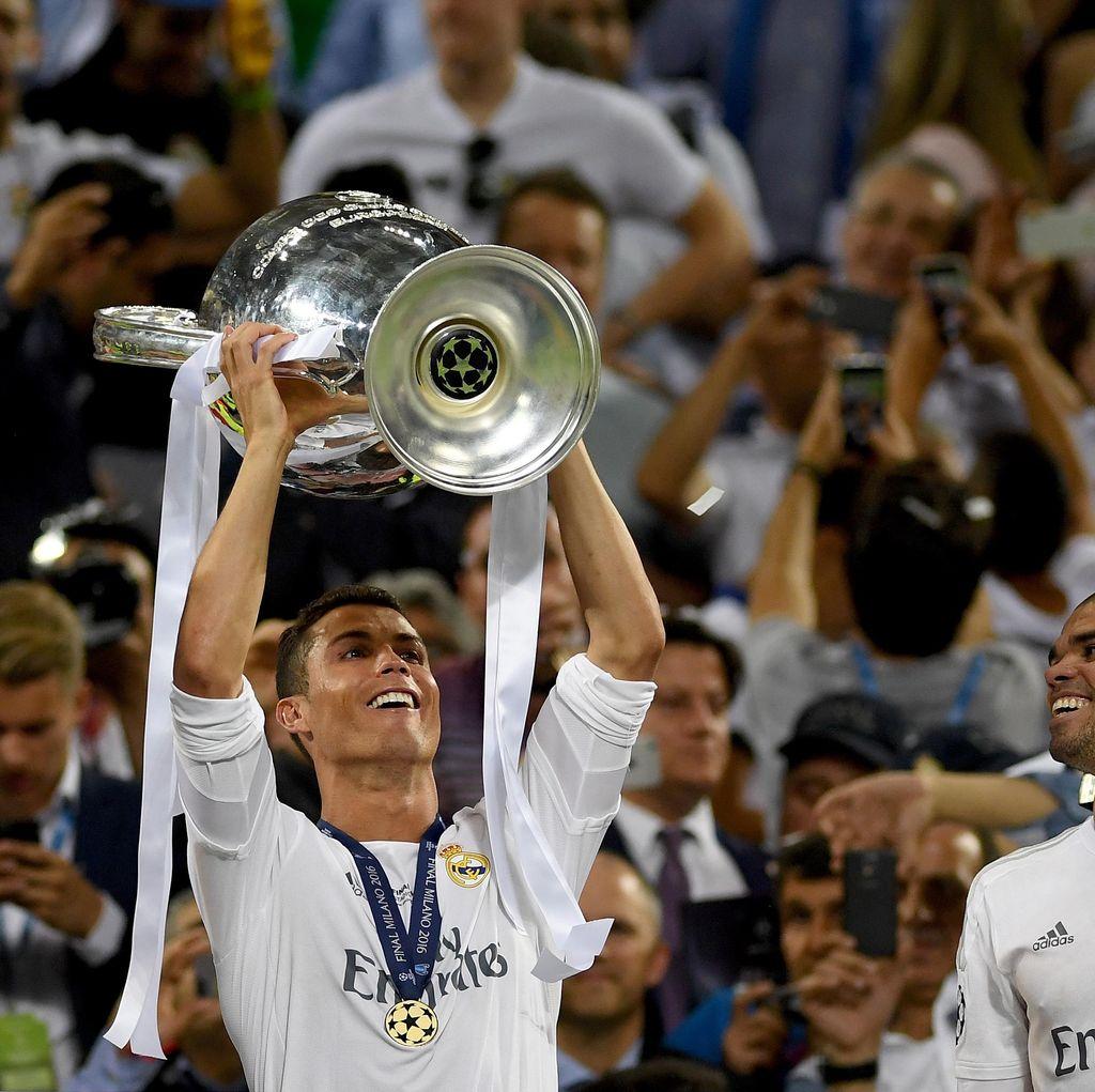 Ronaldo: Karena Madrid Menang Pengalaman