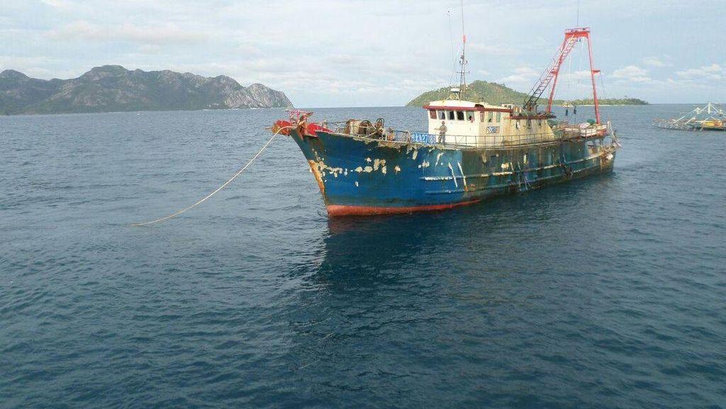 Menhan: Penangkapan Kapal di Natuna Tak Pengaruhi Hubungan Baik RI-Cina