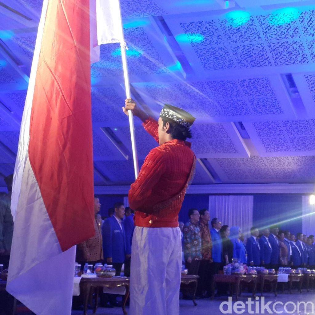 Megawati dan Luhut Hadiri Rakernas PAN di Kemayoran