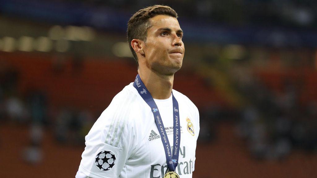 Ronaldo Kemungkinan Absen di Pekan Pertama La Liga