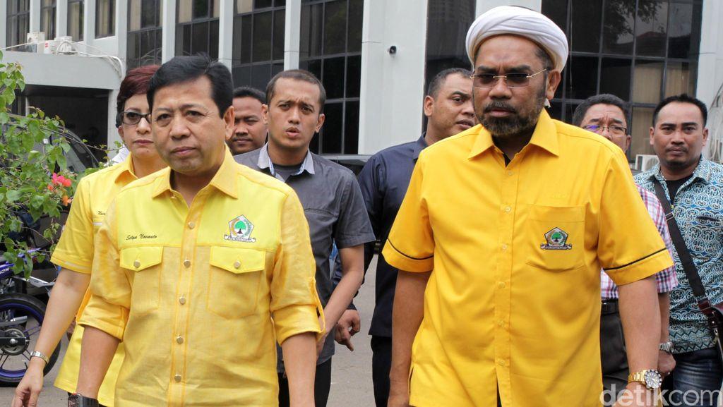 Golkar Diprediksi Jadi Anak Nakal di Koalisi Pendukung Jokowi