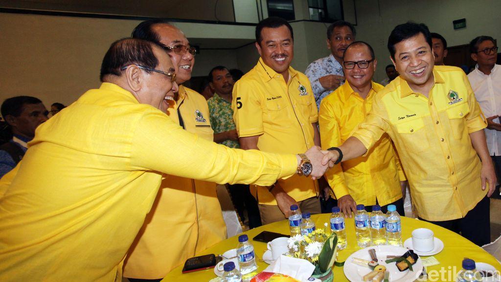 Golkar: Usul Usung Jokowi di 2019 Aspirasi Kader Daerah