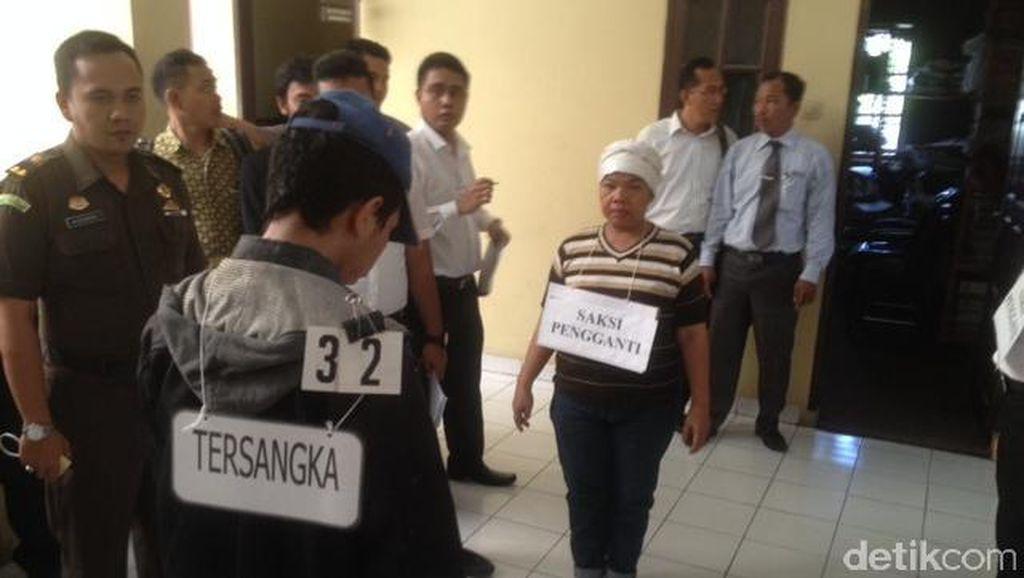 Mahasiswa UMSU yang Bunuh Dosennya Jalani Rekonstruksi, Peragakan 41 Adegan