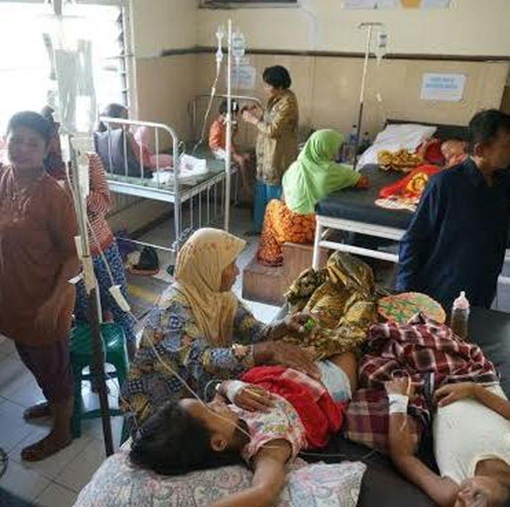 Dirawat di Empat Puskesmas, Korban Keracunan Soto di Jombang 66 Orang