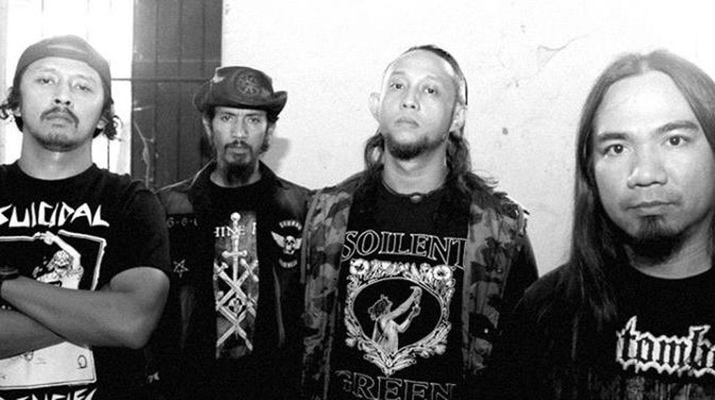 Ditinggal Sang Drumer, Burgerkill Move On Garap Album Baru