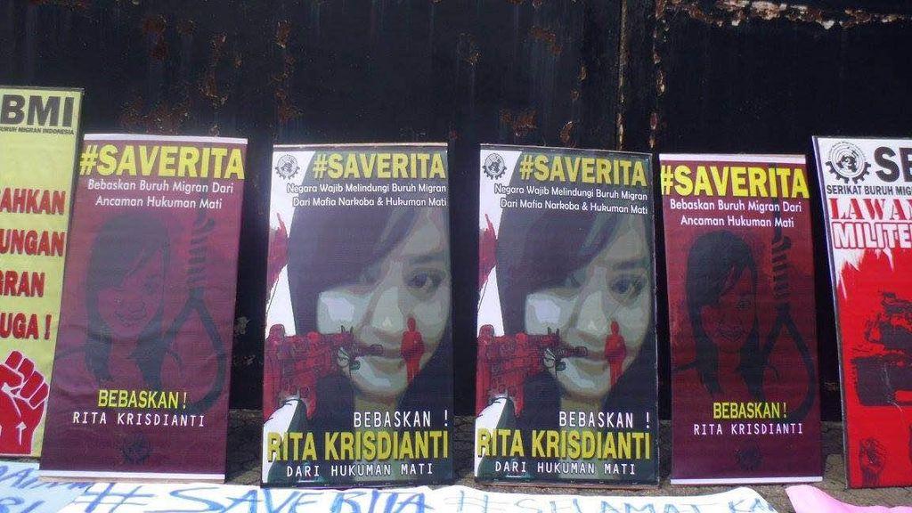 TKW Rita Divonis Mati Kasus Narkoba di Penang, Kemlu: Pembelaan Masih Terbuka