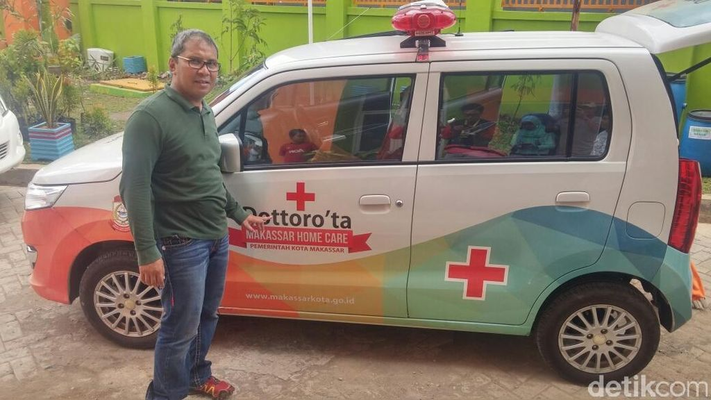 Begini Cara Wali Kota Makassar Mengaplikasikan Smart City