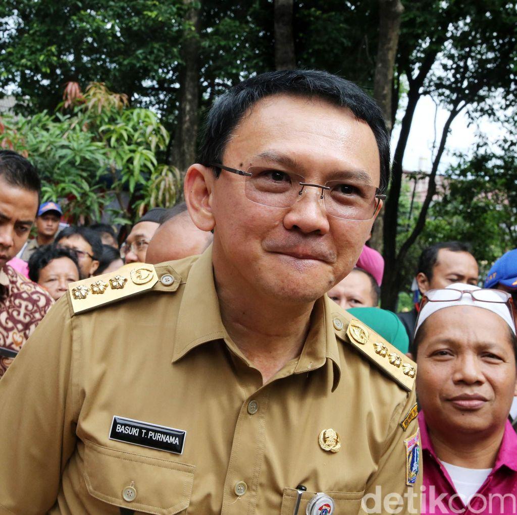 Ahok: Uji Coba Ganjil Genap Kurangi 20 Persen Kendaraan di Jakarta