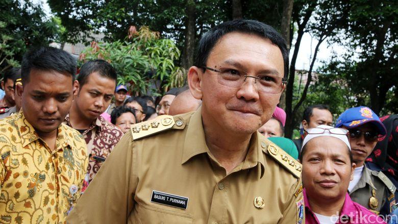Dianggap Adu Domba Jokowi-Risma, Ahok: Saya Minta Maaf Kalau Salah Ingat