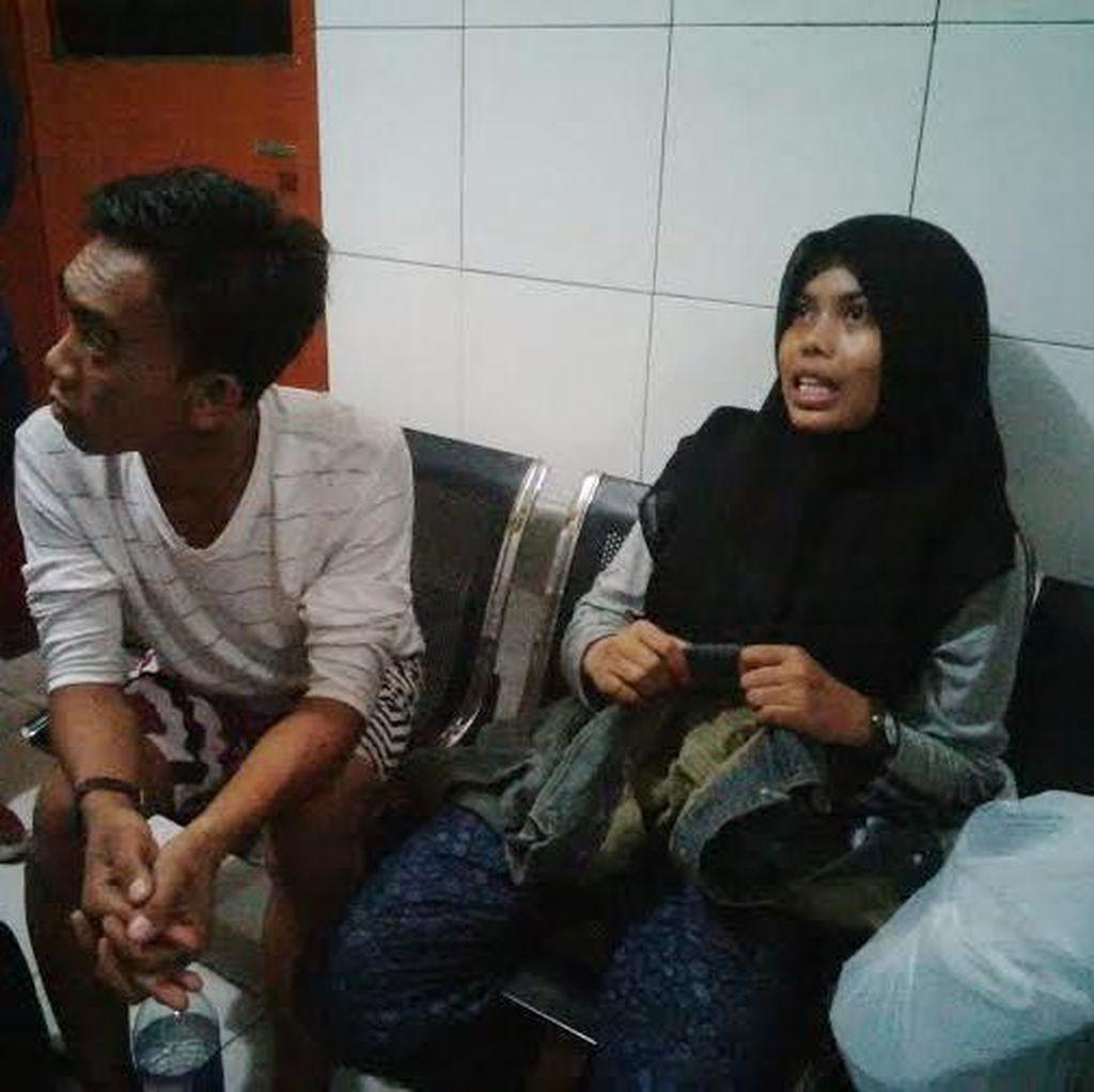 Kekasih ini Diamankan di Stasiun Gubeng Saat Hendak Menuju Jakarta