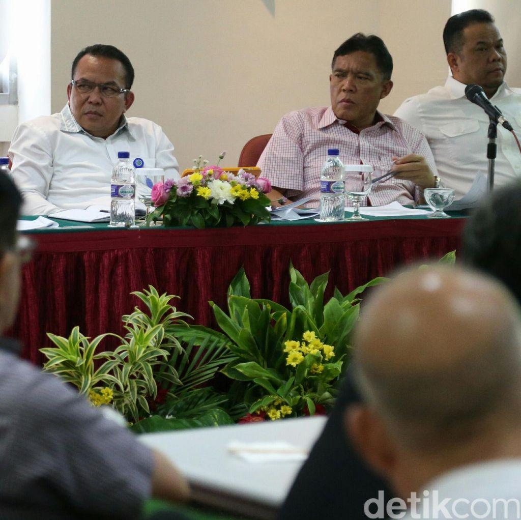 Diskusi Jaminan Hari Tua Pekerja