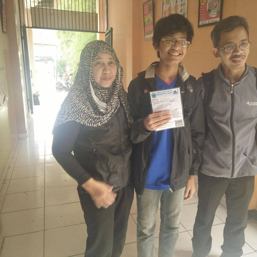Cerita Bocah 13 Tahun Asal Bandung Ikut SBMPTN 2016