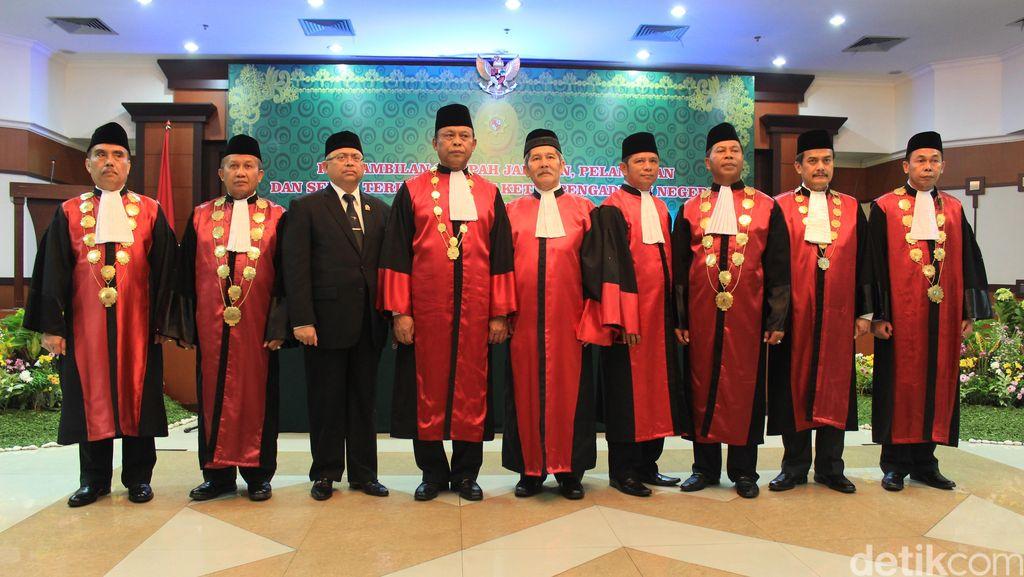 Di Jakarta, PN Jakut Paling Sedikit Publikasi Putusan