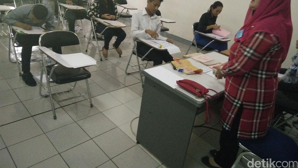 Begini Cara Panitia Cegah Joki dan Kecurangan Peserta SBMPTN di Bandung