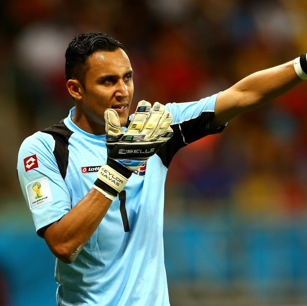 4 Hari Jelang Copa America, Navas Malah Cedera