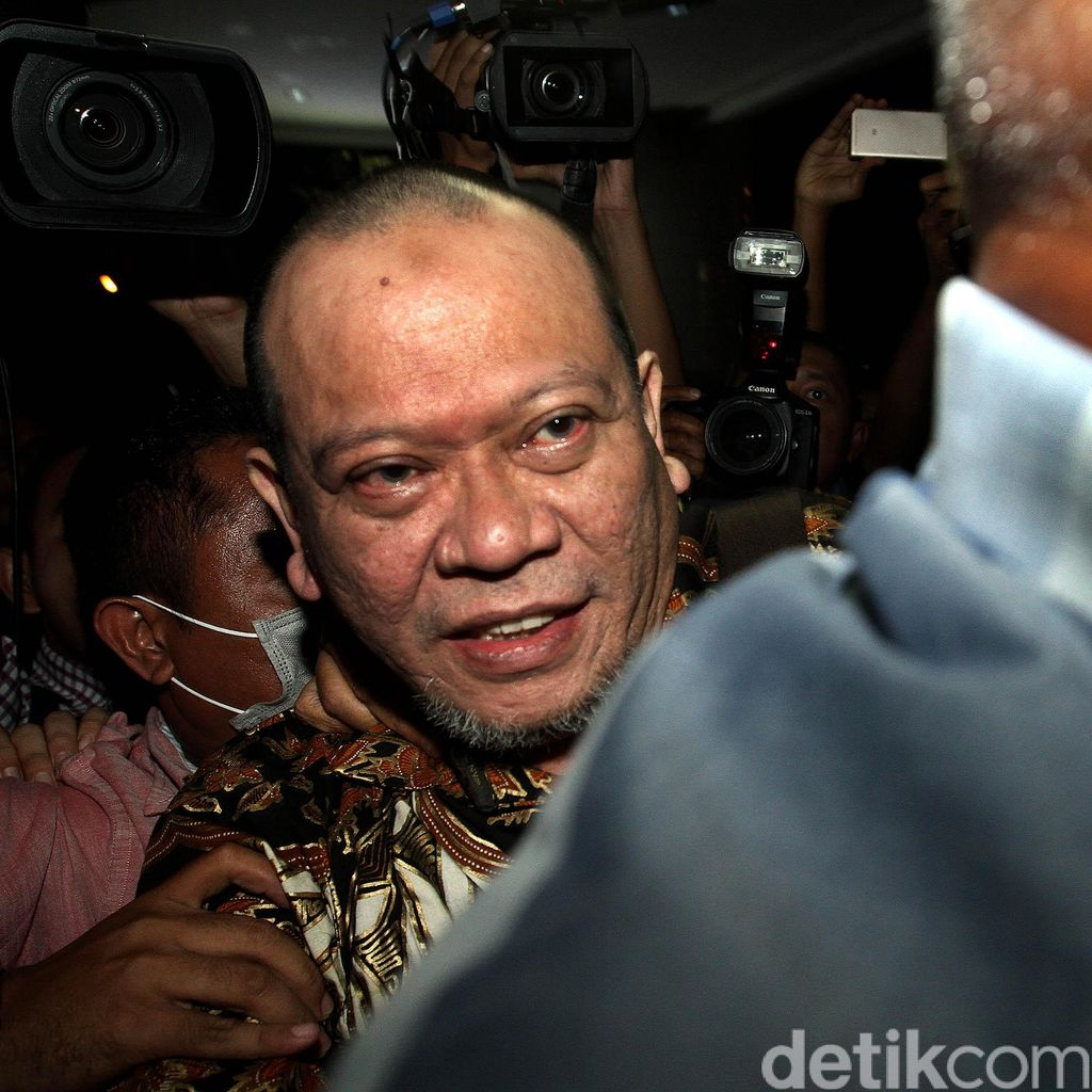Penjelasan KBRI Singapura Soal Deportasi La Nyalla ke Indonesia