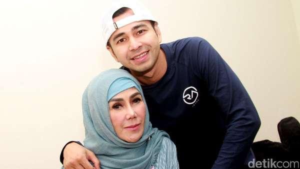 Raffi Ahmad dan Ibunda Tercinta yang Makin Eksis