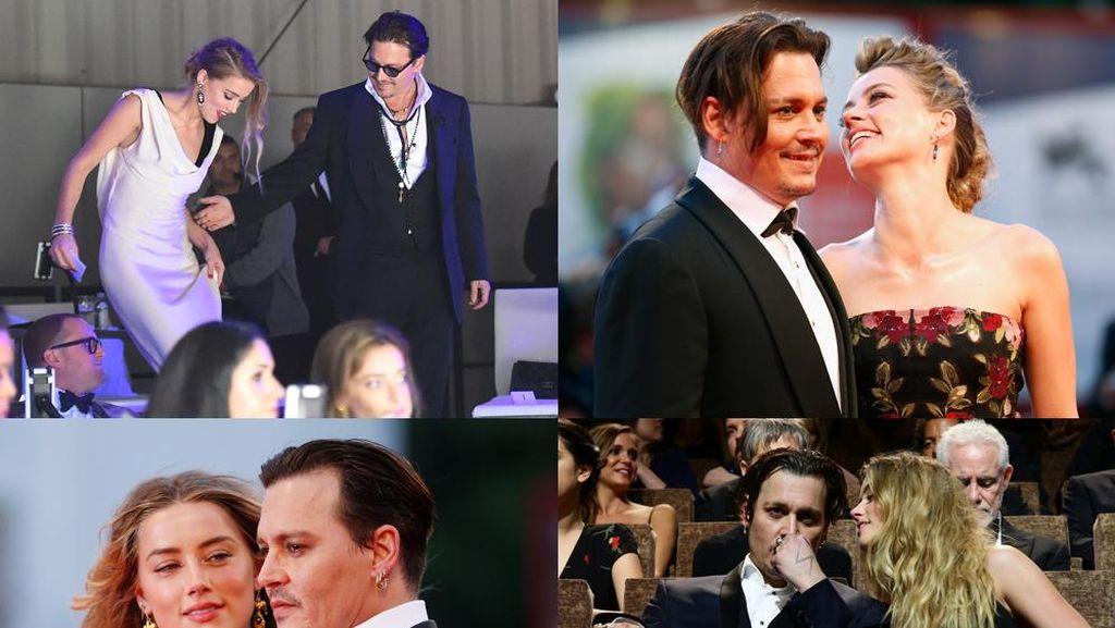 Johnny Depp-Amber Heard Resmi Cerai, Mengenal Aktor Teuku Rifnu Wikana