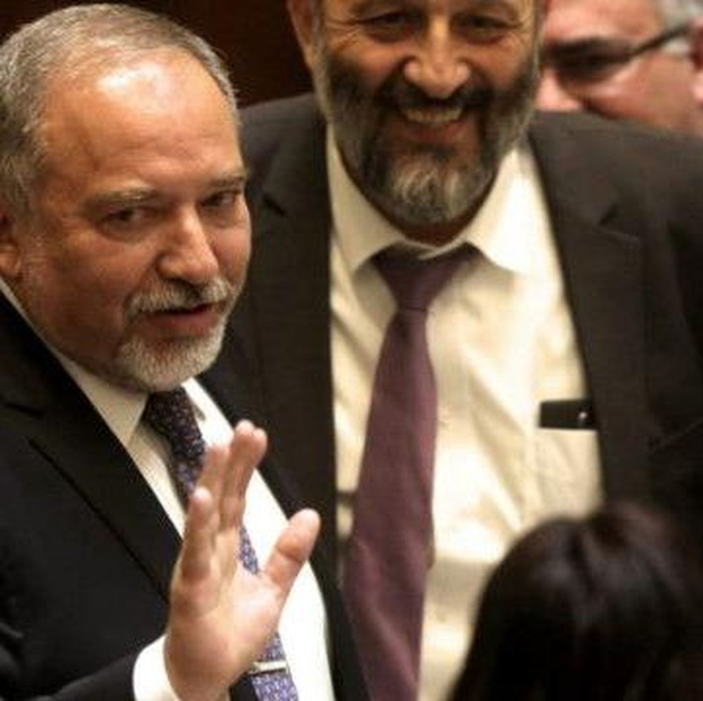 Lieberman Dilantik Jadi Menteri Pertahanan Israel