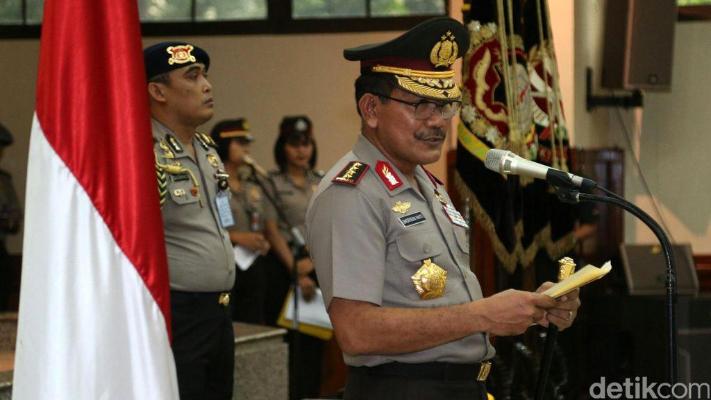 Jenderal Badrodin Soal Suksesi di Polri: Saya Serahkan ke Presiden