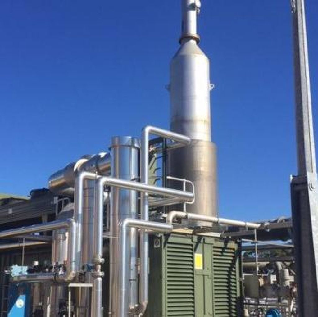 Pabrik Pengolahan Air di Sydney Manfaatkan Limbah Makanan Jadi Sumber Energi