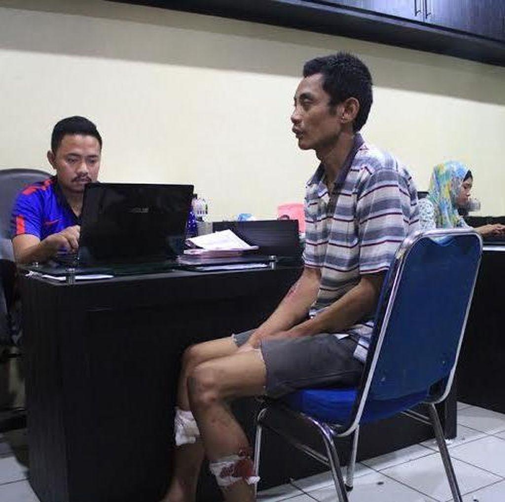 Kabur dari LP Jambe Tangerang, Jaka Graha Ditembak Polisi